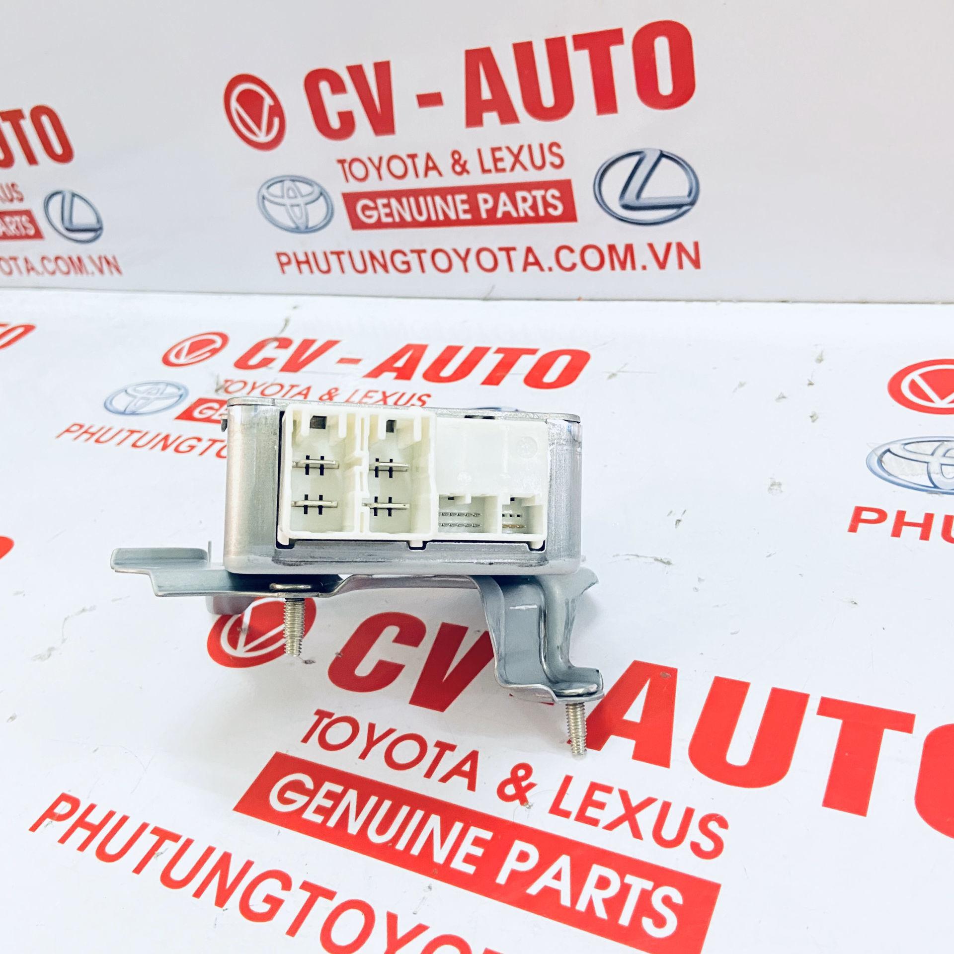 Picture of 89650-52300 Hộp điều khiển thước lái Toyota Vios 08-12 chính hãng