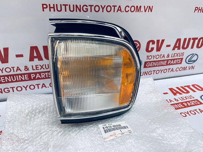 Picture of 81610-60200 Đèn xi nhan bên phải Lexus LX450 hàng chính hãng
