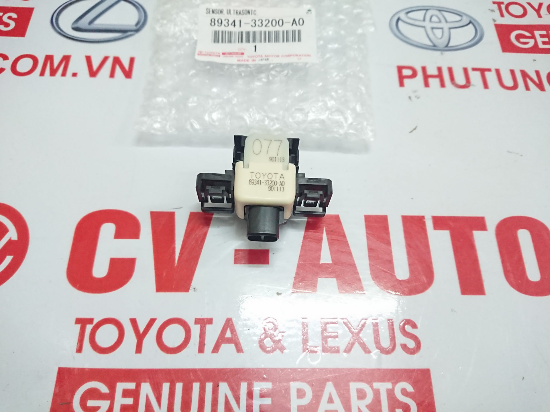Picture of 89341-33200-A0 Cảm biến khoảng cách Lexus ES350 chính hãng