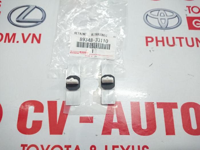 Picture of 89348-33110 Giá bắt cảm biến khoảng cách Toyota Lexus chính hãng