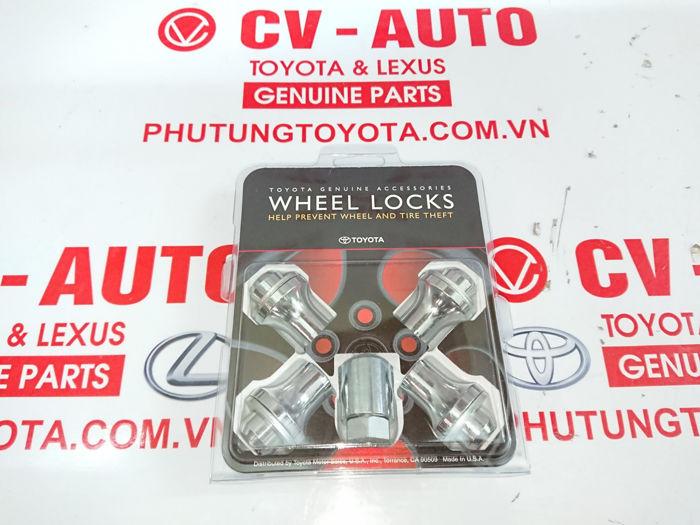 Picture of PT276-50080 Bộ ốc khóa lazang Lexus LS460 chính hãng, giá tốt