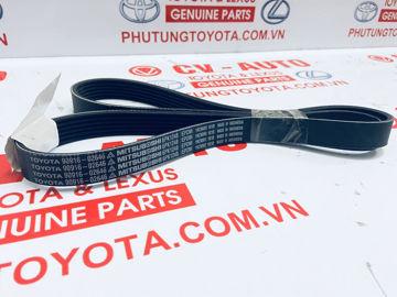 Hình ảnh của90916-02646 Dây curoa tổng 6PK1248  Toyota Venza Highlander 2.7