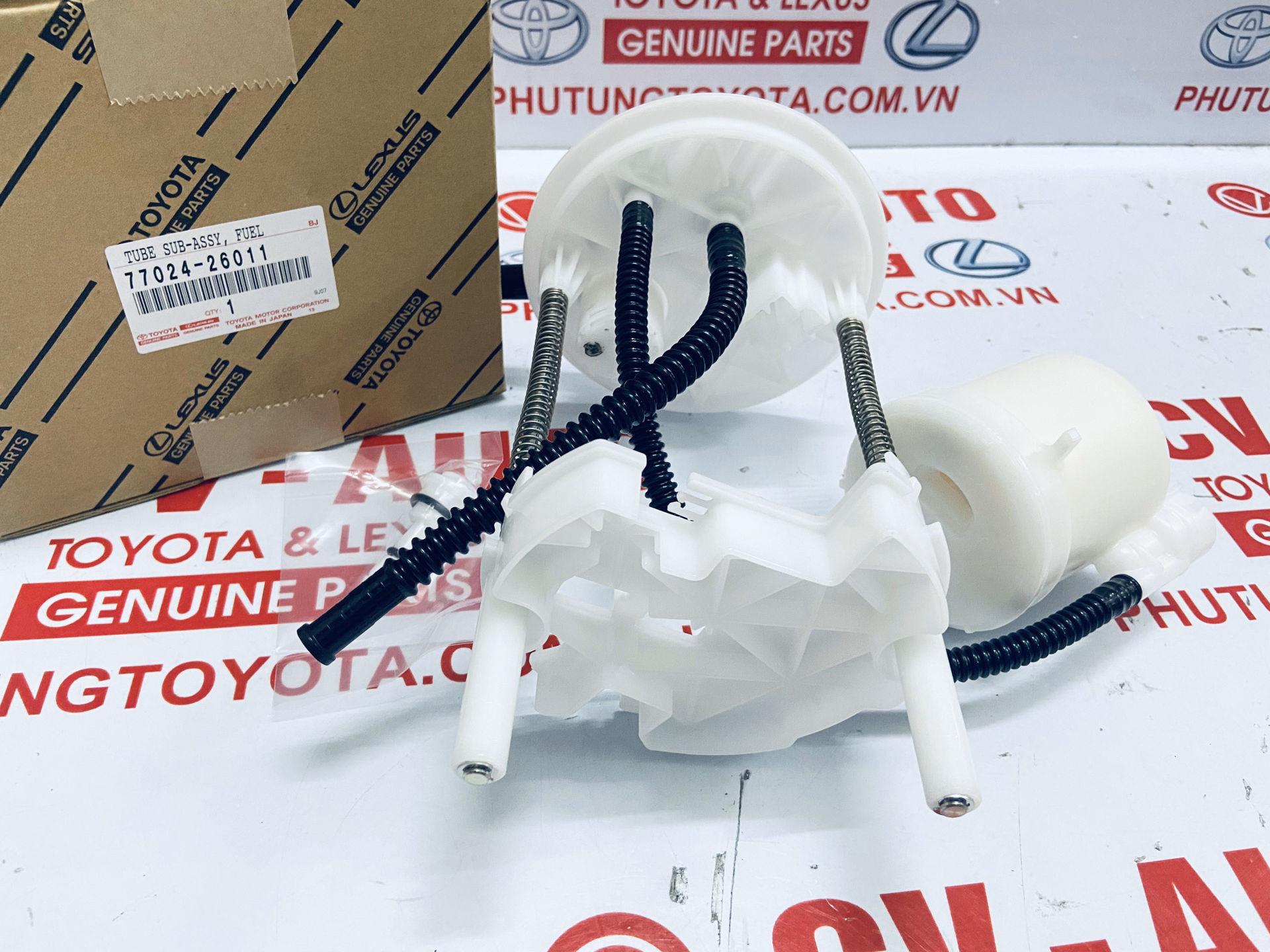 Picture of 77024-26011 Lọc xăng Toyota Hiace 06-19 hàng chính hãng