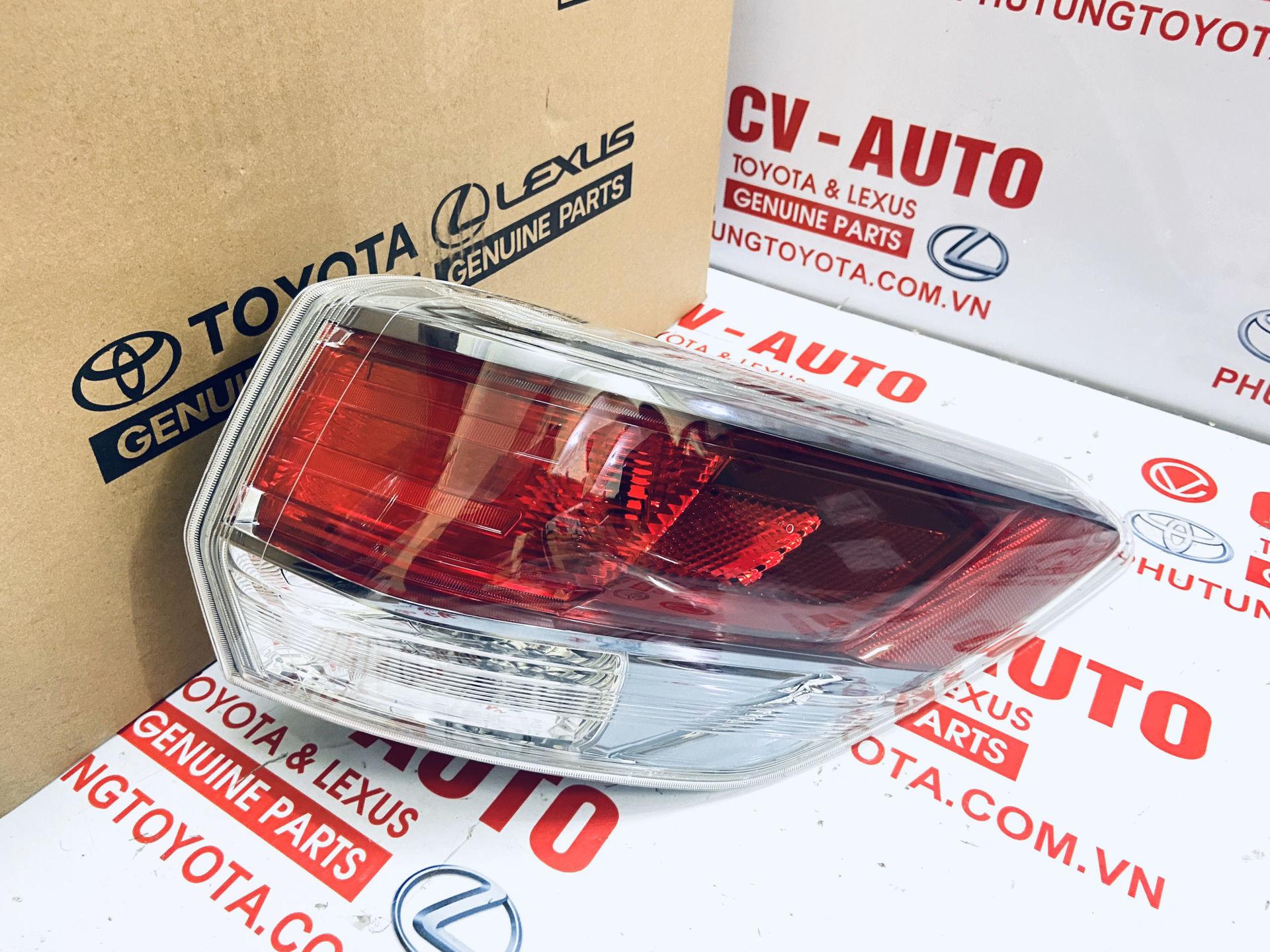 Picture of 81551-0E120 Đèn hậu Toyota Highlander 13-16 chính hãng