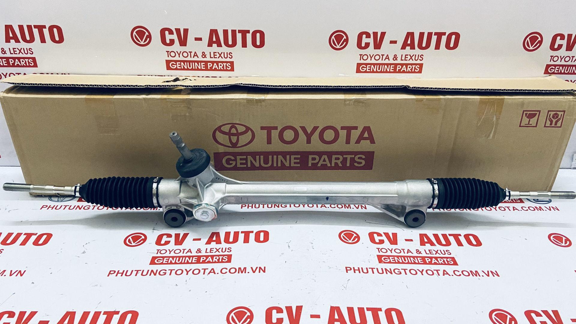 Picture of 45510-48010 Thước lái Toyota Highlander chính hãng
