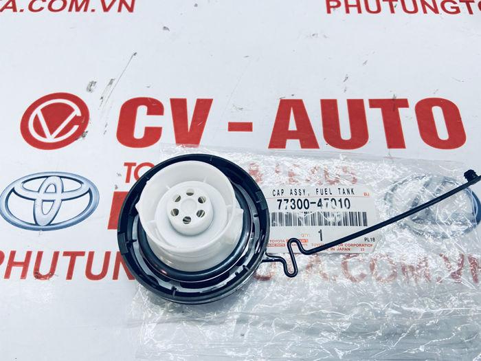 Picture of 77300-47010 Nắp bình xăng lắp cho  Lexus ES300, ES330, GS300, GS350, GS430, GX470, RX330 - Toyota 4Runner, Avalon, Camry, Corolla, Highlander, Matrix, Prius, Sequoia, Sienna, Solara, Tacoma, Tundra