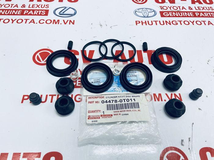 Picture of 04478-0T011 Cupen phanh trước Toyota Venza hàng chính hãng