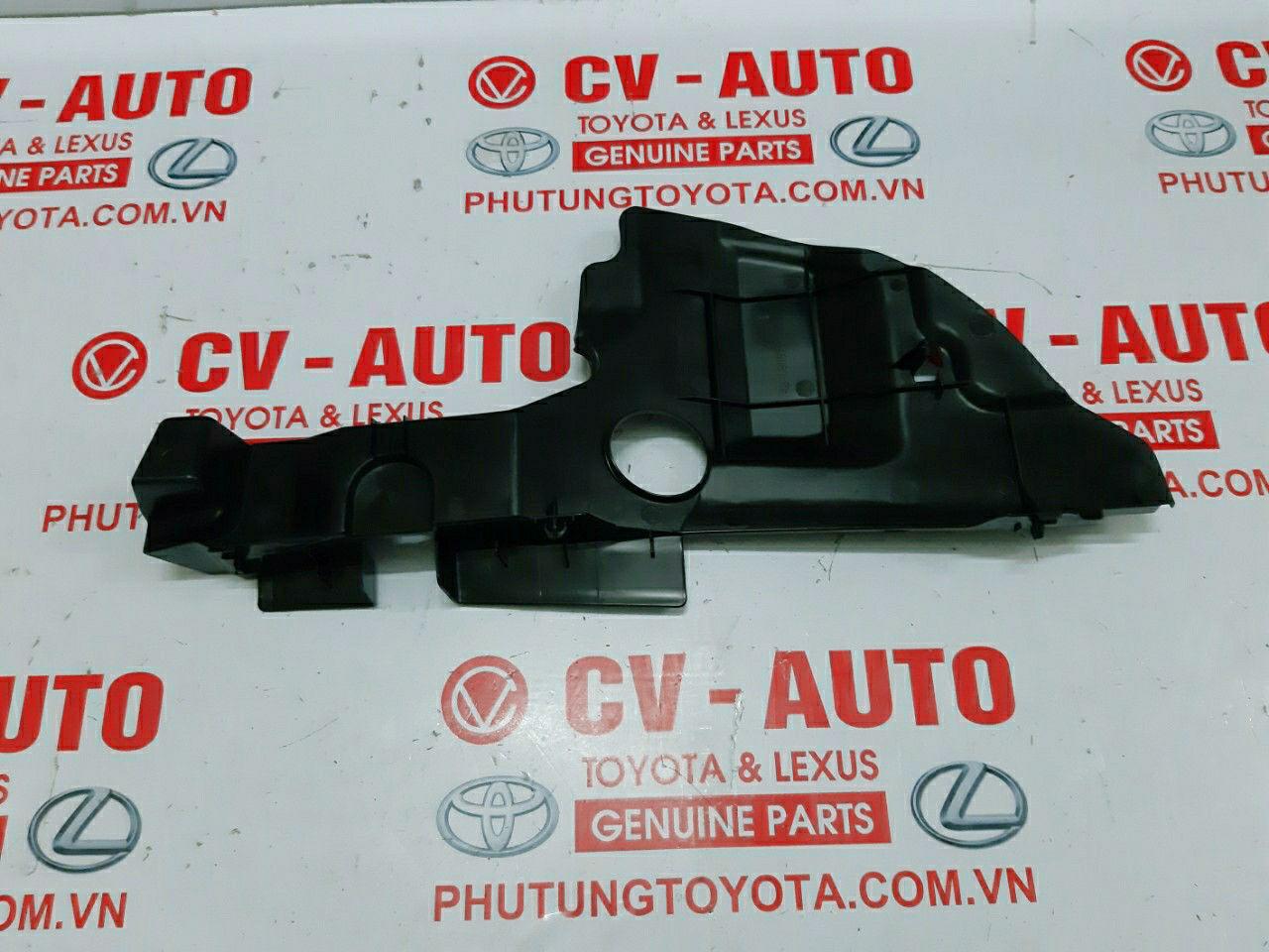Picture of 53293-48080 53294-48080 Hướng gió két nước Lexus RX350, RX450H chính hãng