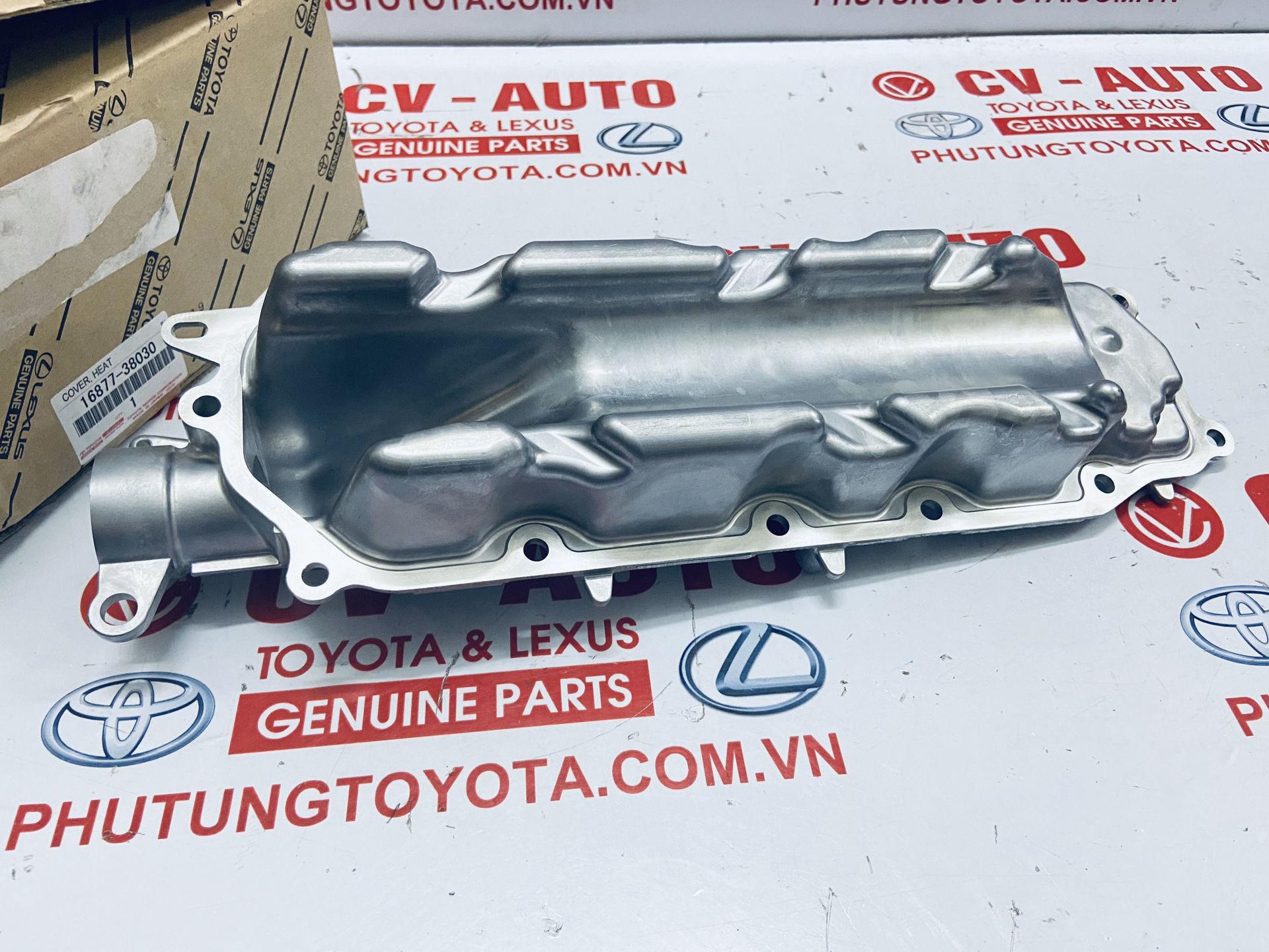 Picture of 16877-38030 Nắp áo nước lock máy Toyota Lexus hàng chính hãng