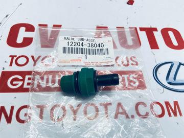 Hình ảnh của12204-38040 Van thông hơi nắp cò Toyota Lexus chính hãng