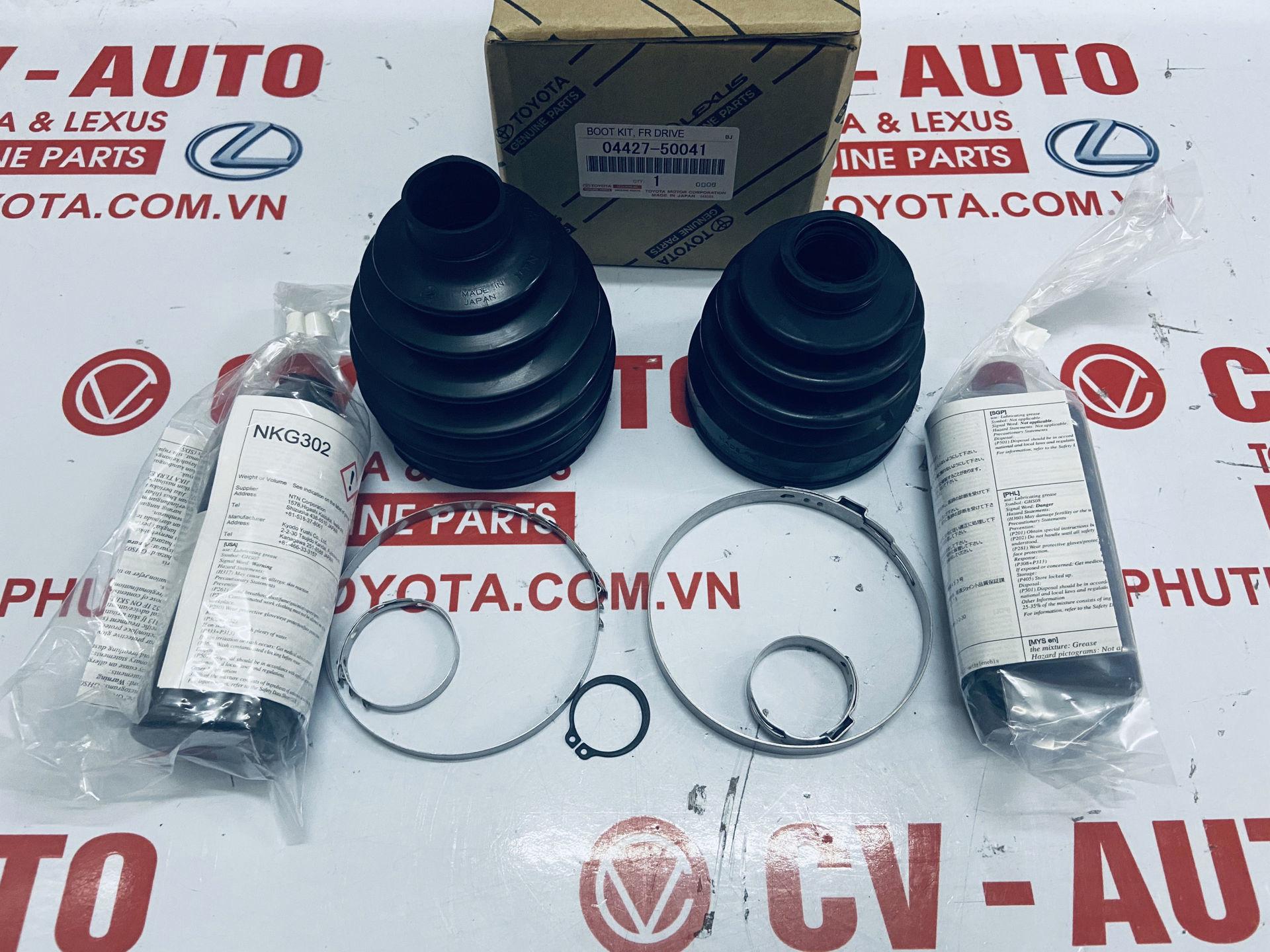 Picture of 04427-50041 Cao su che bụi trục láp Toyota Lexus chính hãng