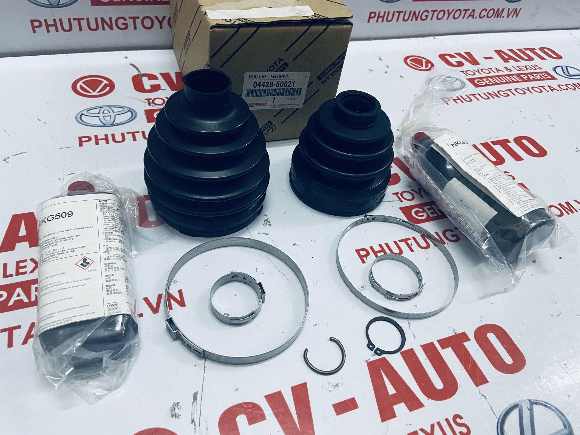 Picture of 04428-50021 Cao su che bụi trục láp Toyota Lexus hàng chính hãng