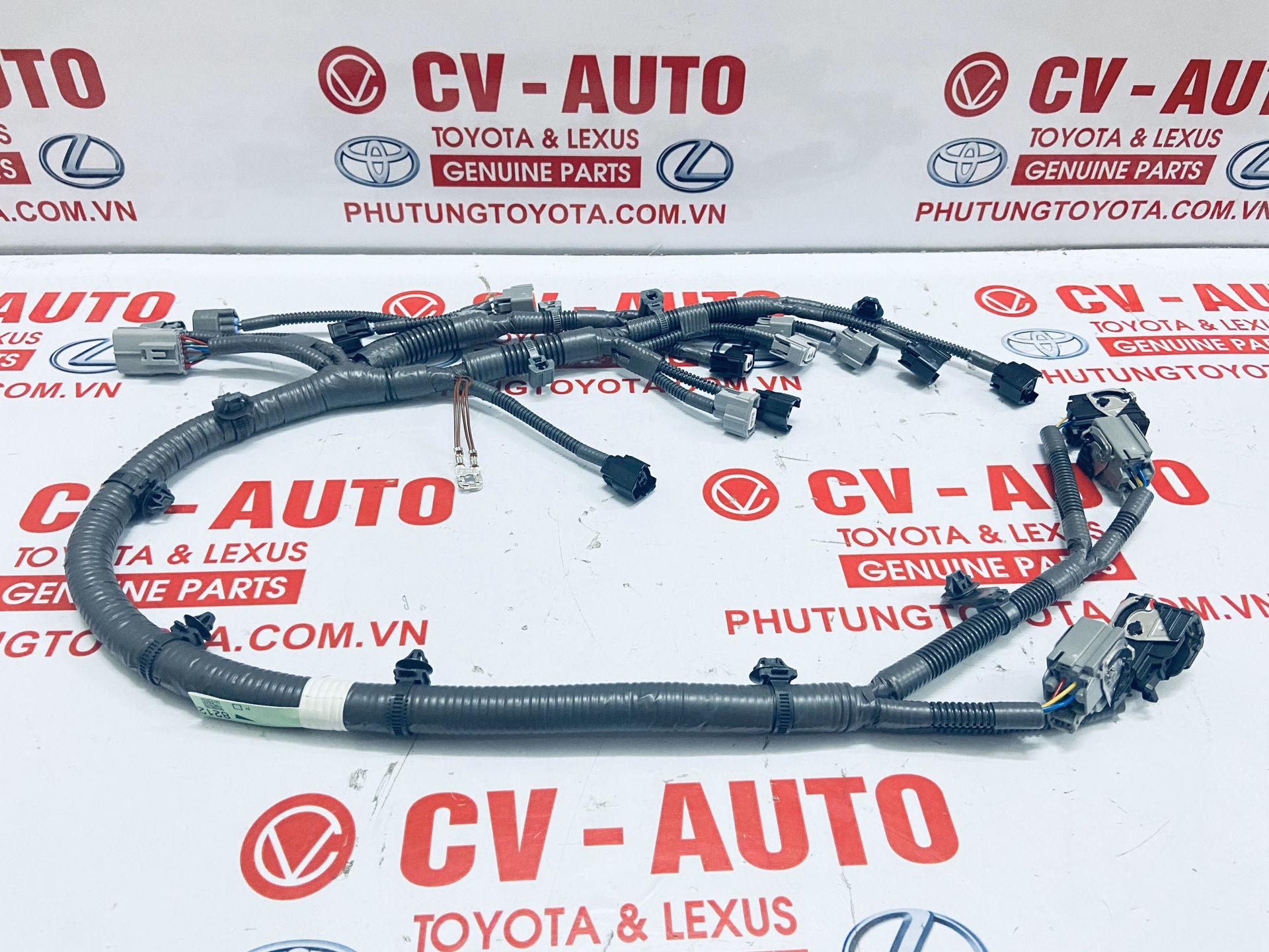 Picture of 82125-50080 Dây điện kim phun Lexus LS460 chính hãng