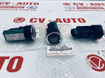 Hình ảnh của89611-48034 Nút bấm khởi động Lexus LX570 RX350 RX450H chính hãng