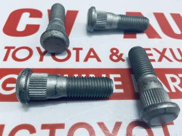 Hình ảnh của90942-02079 Bu lông bánh xe Toyota Lexus hàng chính hãng