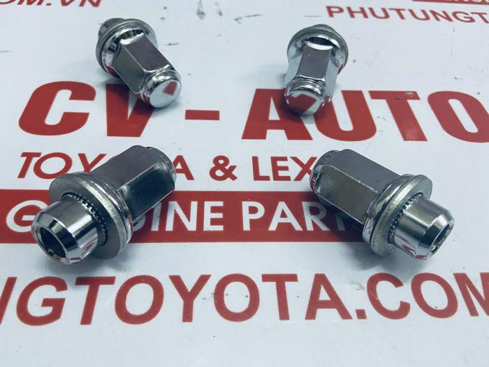 Picture of 90942-01058 Ê cu lazang Toyota Lexus hàng chính hãng