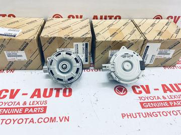 Hình ảnh của16363-0Y050 163630Y050 Mô tơ quạt két nước Toyota Vios, Yaris 2014-2020 chính hãng