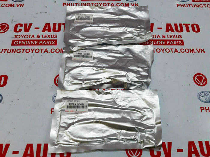 Picture of 89465-52380 Cảm biến khí xả, cảm biến ô xy Toyota Vios chính hãng