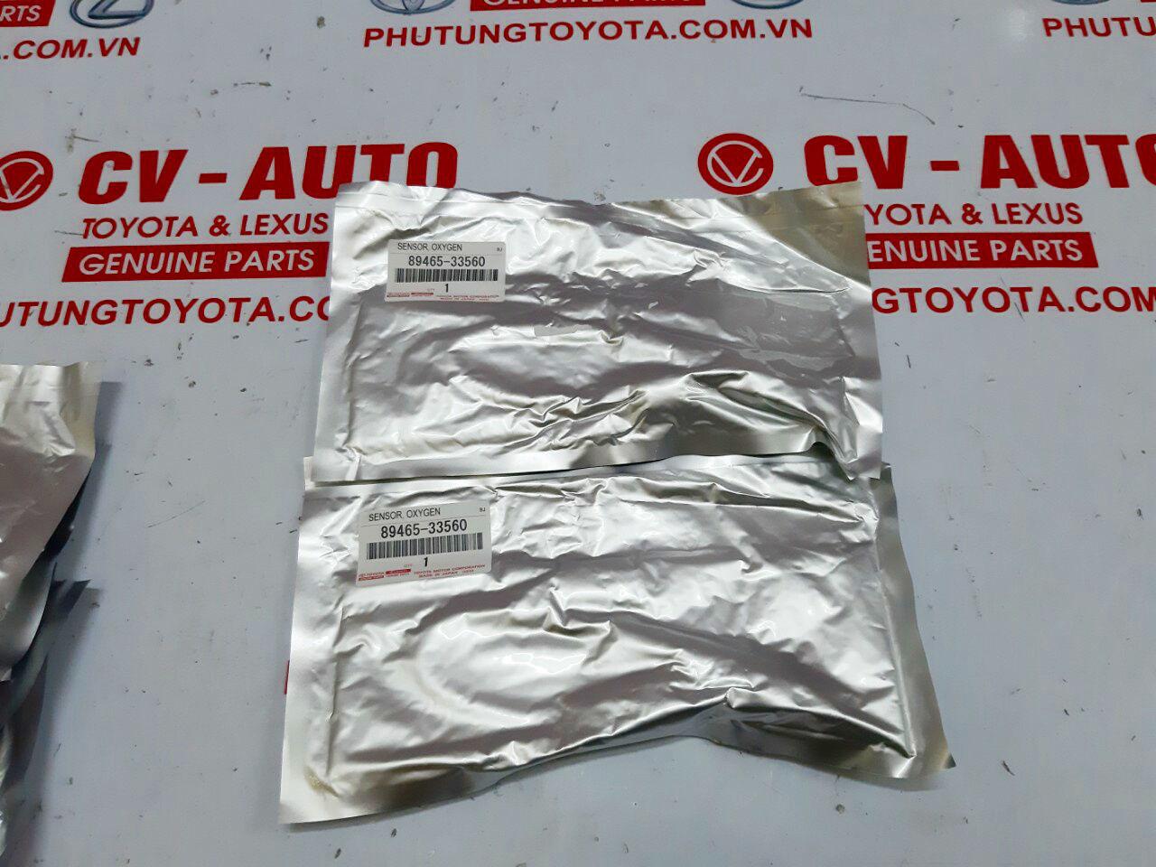 Picture of 89465-33560 Cảm biến ô xy khí xả Toyota Camry ASV50 chính hãng