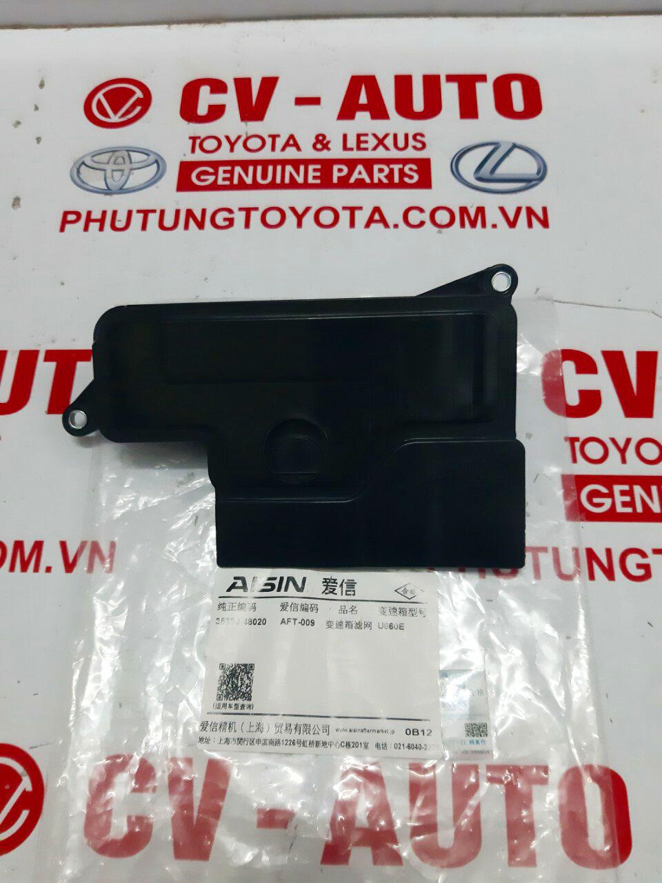 Picture of 35330-48020 Lọc dầu số Toyota Lexus 2GR chính hãng