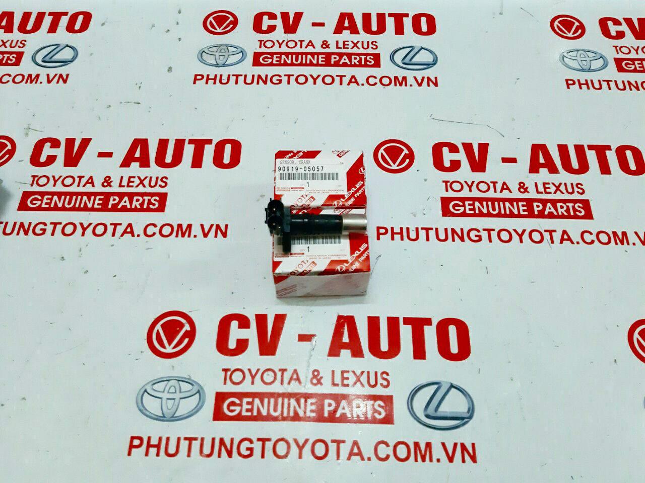 Picture of 90919-05057 Cảm biến trục cơ Toyota 2GR, 3GR, 4GR chính hãng