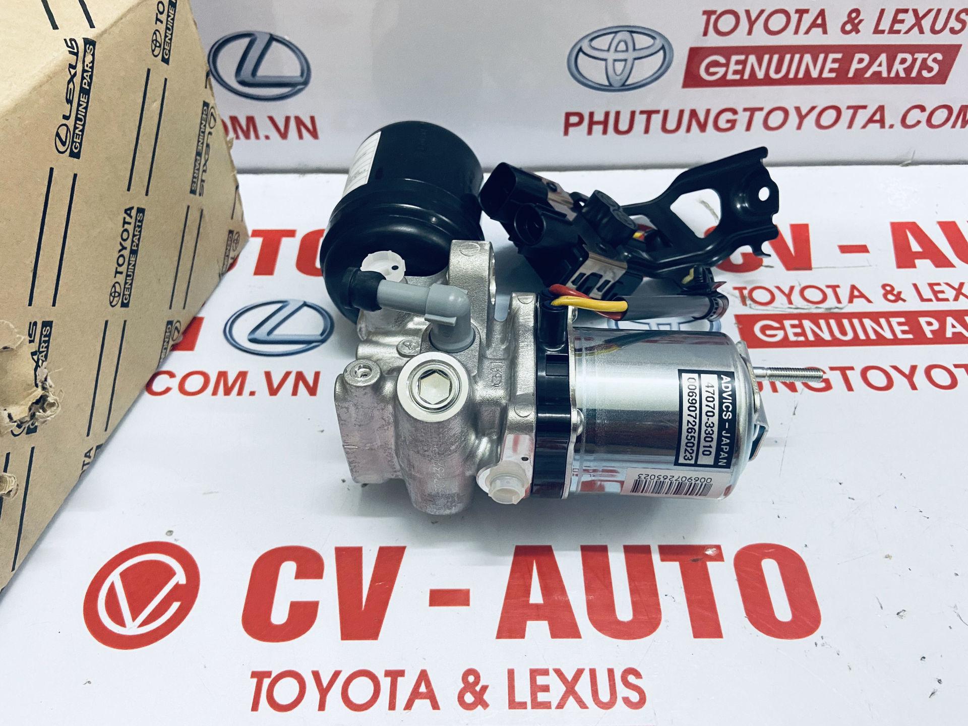 Picture of 47070-33020 Bơm ABS Lexus ES350, Toyota Camry Mỹ 2012-2018 chính hãng