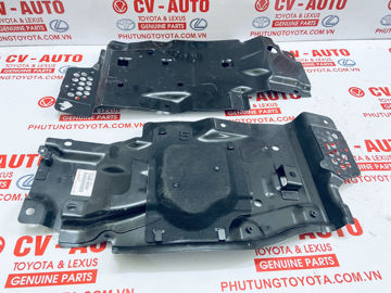 Hình ảnh của51408-60050 Chắn bùn gầm máy Lexus LX570, Toyota Land Cruiser Prado hàng chính hãng
