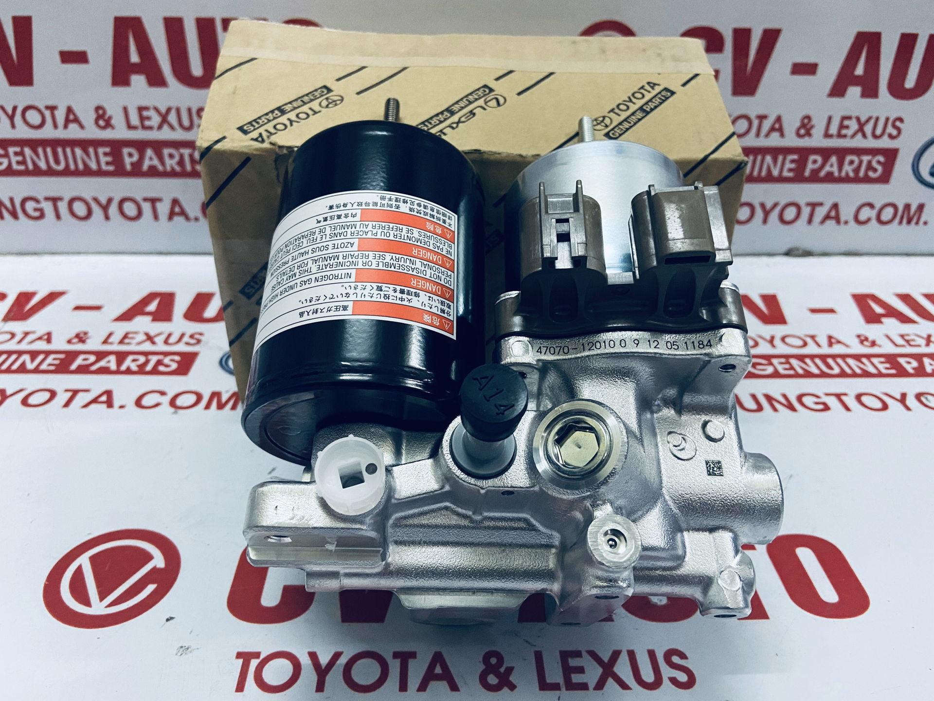 Picture of 47070-12020 Bơm ABS Lexus CT200H Prius NX200T chính hãng