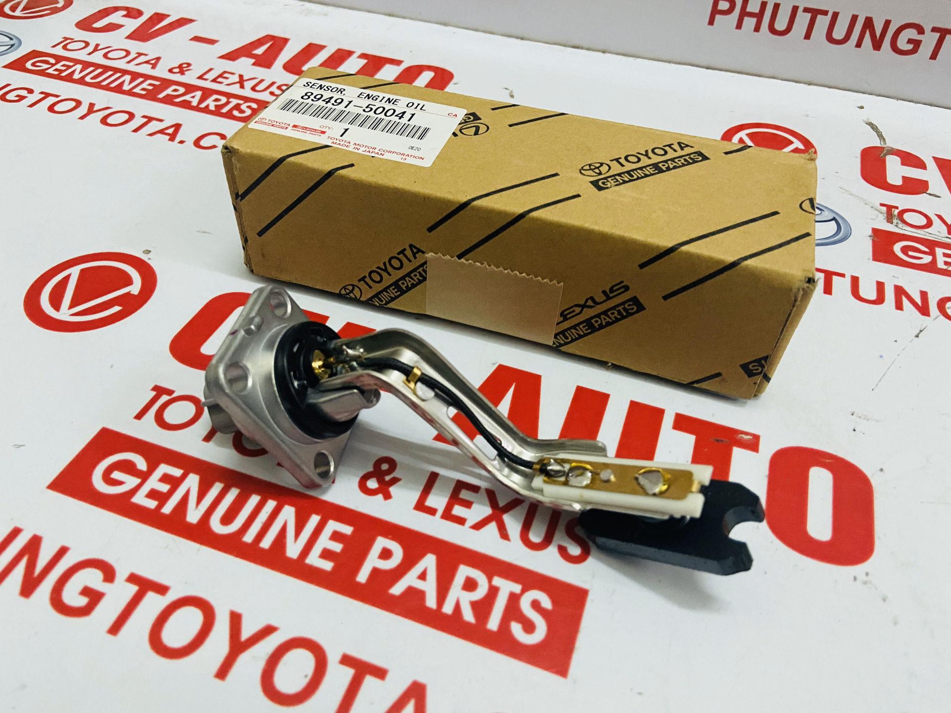 Picture of 89491-50041 Cảm biến mức nhớt động cơ Lexus LS460 hàng chính hãng