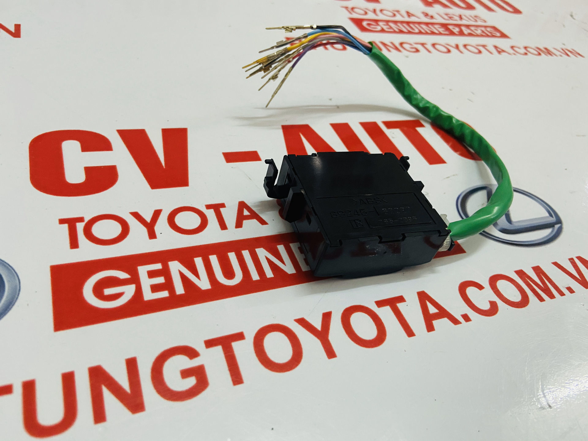 Picture of 89245-60020 Cảm biến góc lái Lexus GX470 hàng chính hãng