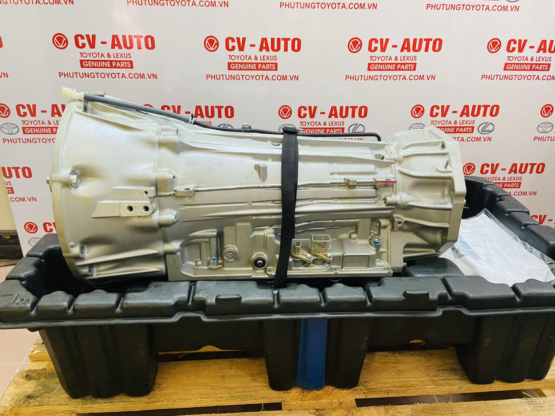 Picture of 35010-60B80 Hộp số Lexus LX570, Toyota Land Cruiser Prado chính hãng