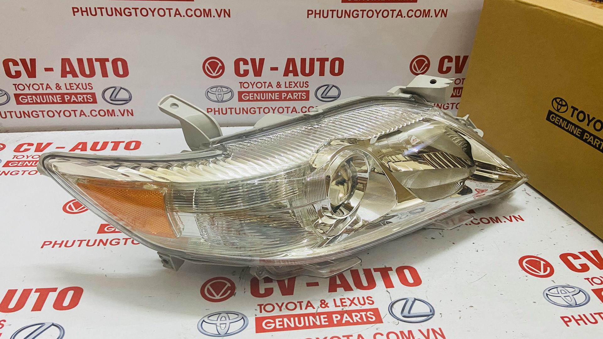 Picture of 81170-33700 81130-33700 Đèn pha Toyota Camry LE 2009-2011 chính hãng
