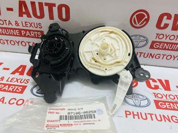 Hình ảnh của87106-06250 Mô tơ điều khiển cửa gió điều hòa Lexus RX350, Toyota Venza Highlander Camry Mỹ