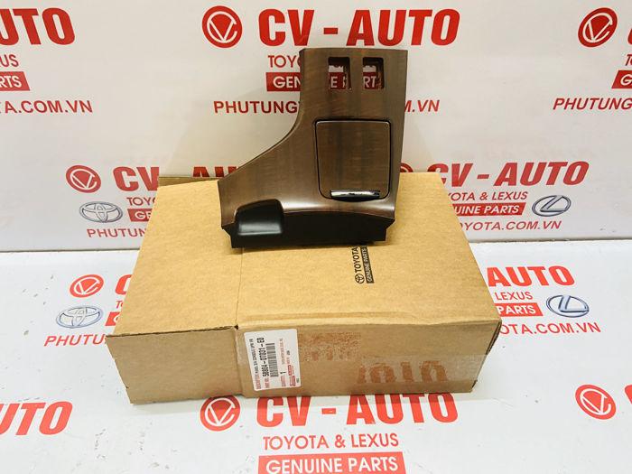 Picture of 58804-0T031-E0 Ốp mặt trên yên ngựa Toyota Venza hàng chính hãng
