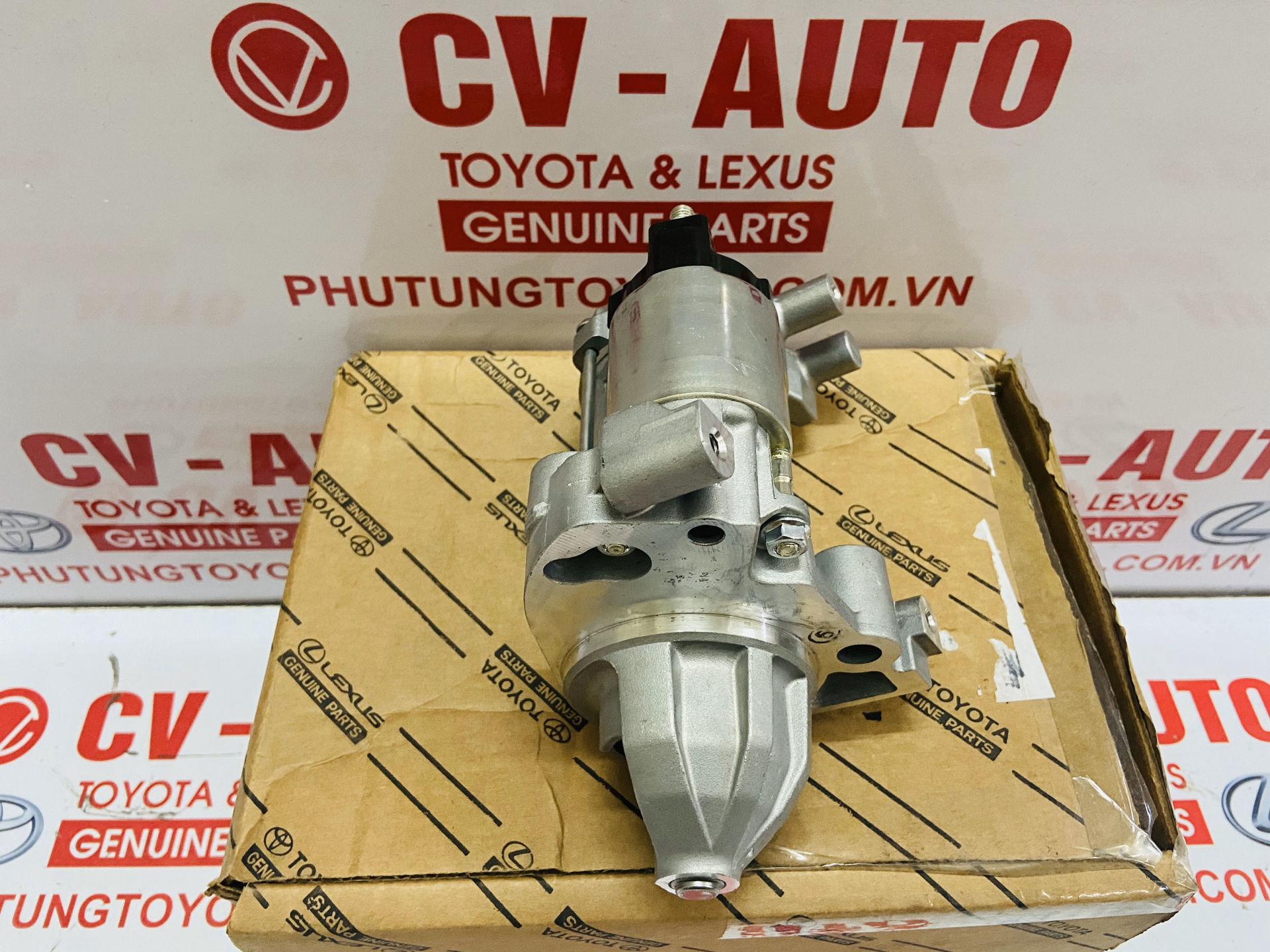 Picture of 28100-38070 Củ đề, máy đề Lexus GX460 - Toyota Land Cruiser động cơ 1UR hàng chính hãng