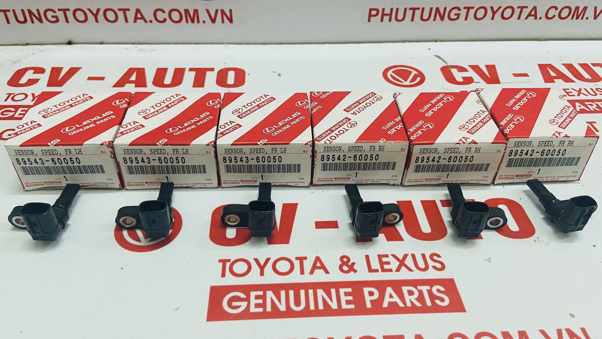 Picture of 89542-60050 89543-60050 Cảm biến ABS Toyota Prado Cruiser - Land Cruiser Prado, Lexus GX460 GX470 LX570