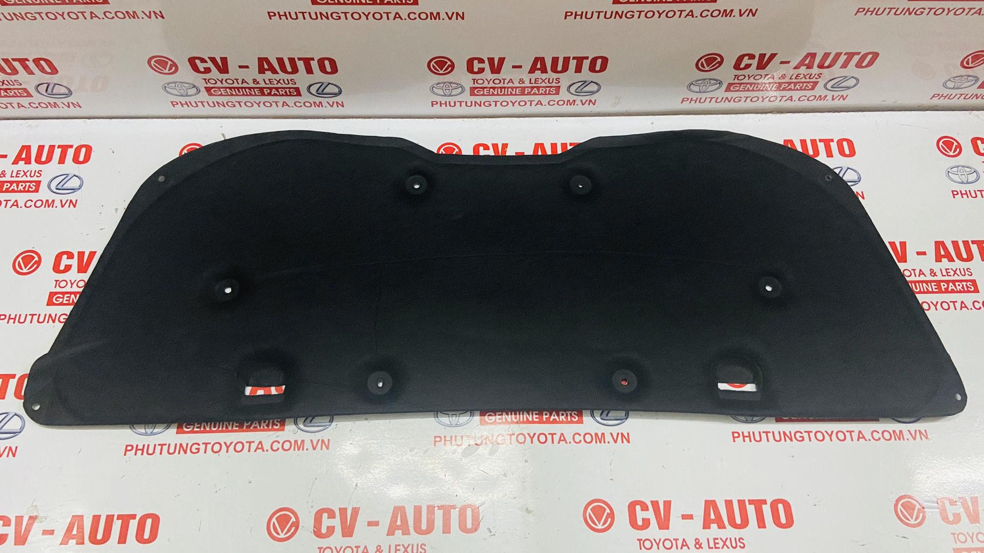 Picture of 53341-0T010 Tấm chống nóng capo Toyota Venza hàng chính hãng