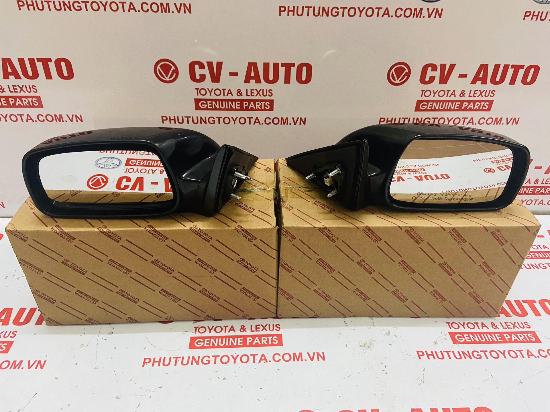 Picture of 87910-06925 87940-06924 Gương chiếu hậu Toyota Camry Mỹ 2006-2011 (không sấy mặt) chính hãng