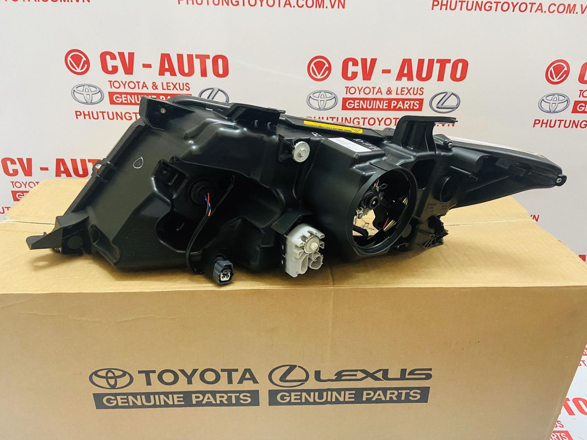 Picture of 81130-0T040 81170-0T040 Đèn pha Toyota Venza 2013-2015 hàng chính hãng