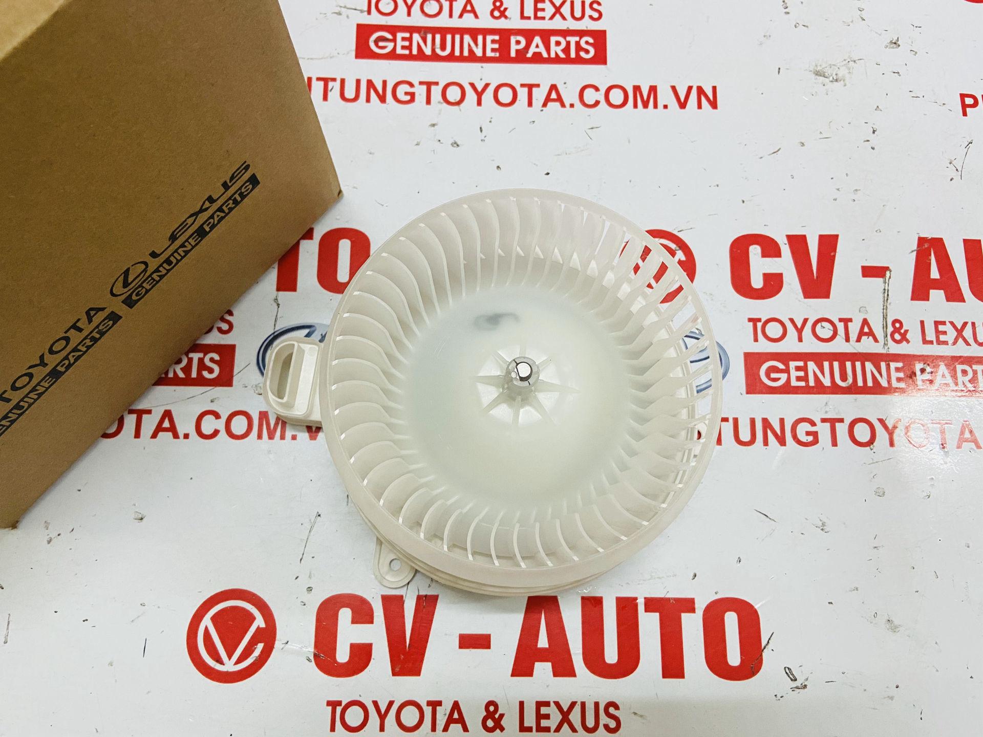 Picture of 87103-0C051 87103-0C050 Quạt điều hòa Toyota Sienna 2010 chính hãng