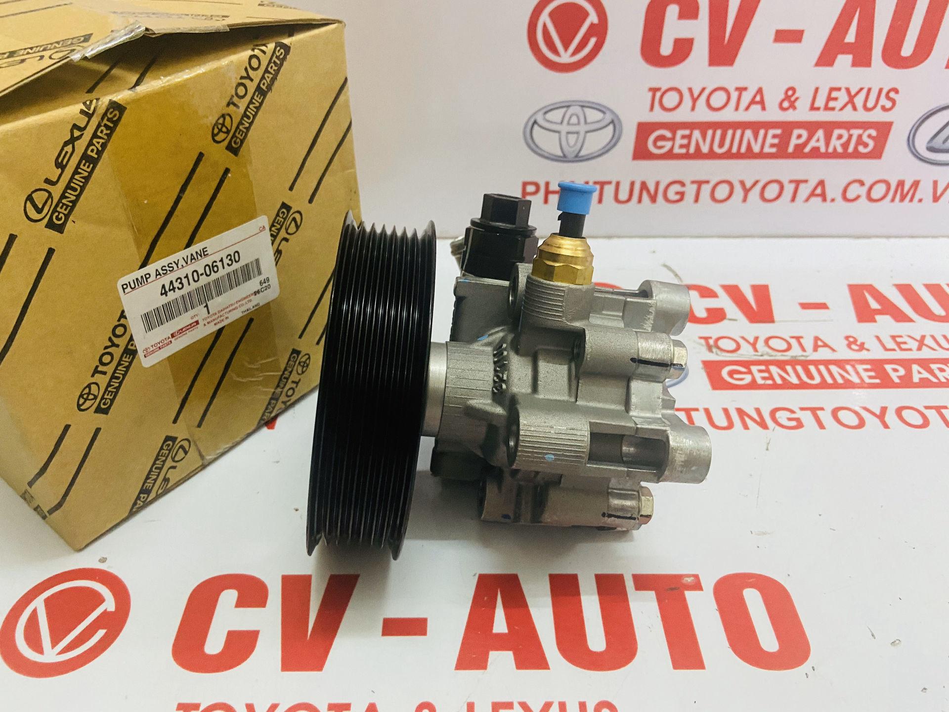 Picture of 44310-06130 Bơm trợ lực lái Toyota Camry ACV30/40 chính hãng
