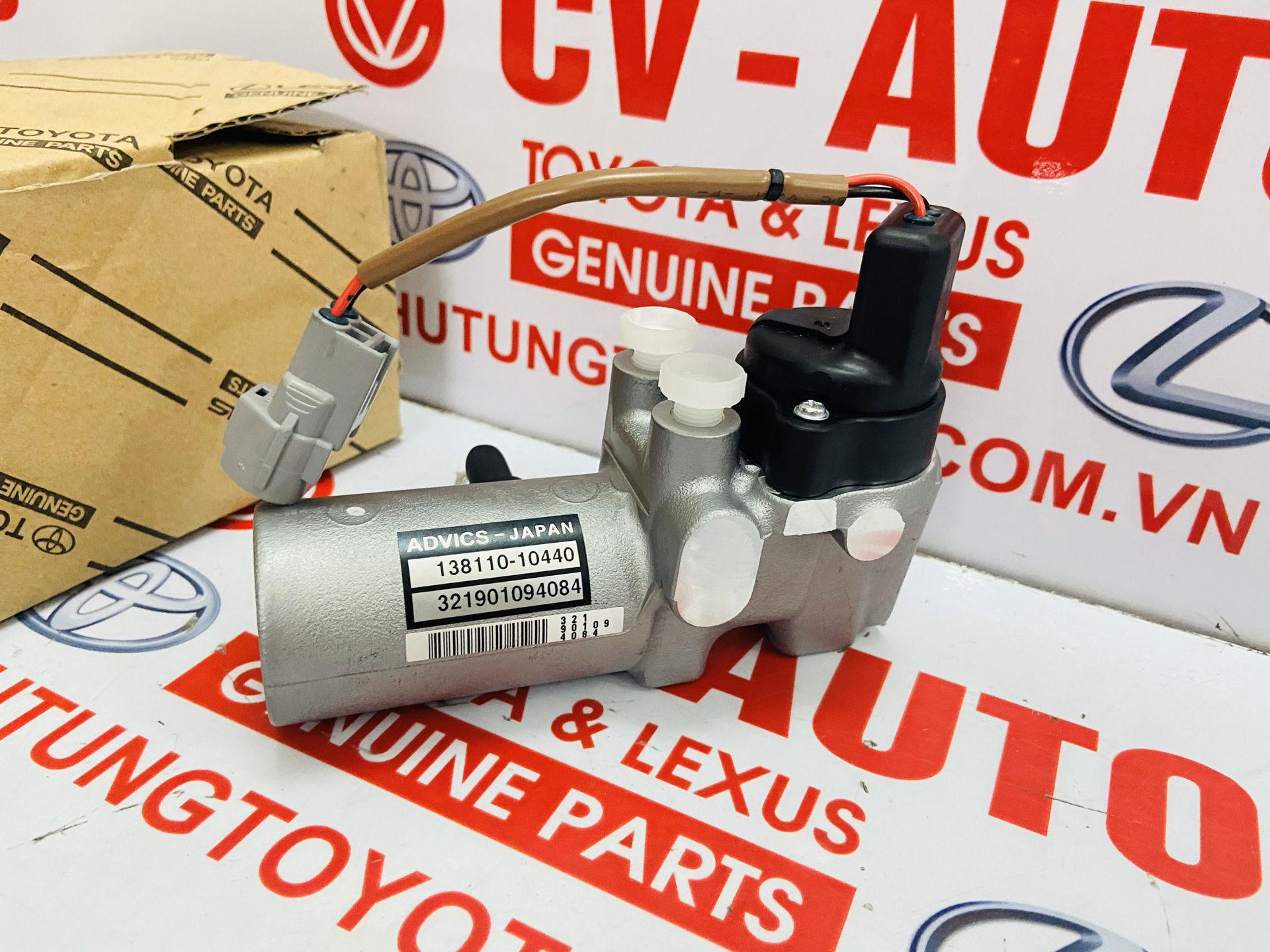 Picture of 47207-50020 Xi lanh tổng phanh Lexus LS460 LS600H hàng chính hãng