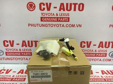 Hình ảnh của73951-50012 Bơm hơi tựa đầu ghế Lexus LS460/600H hàng chính hãng