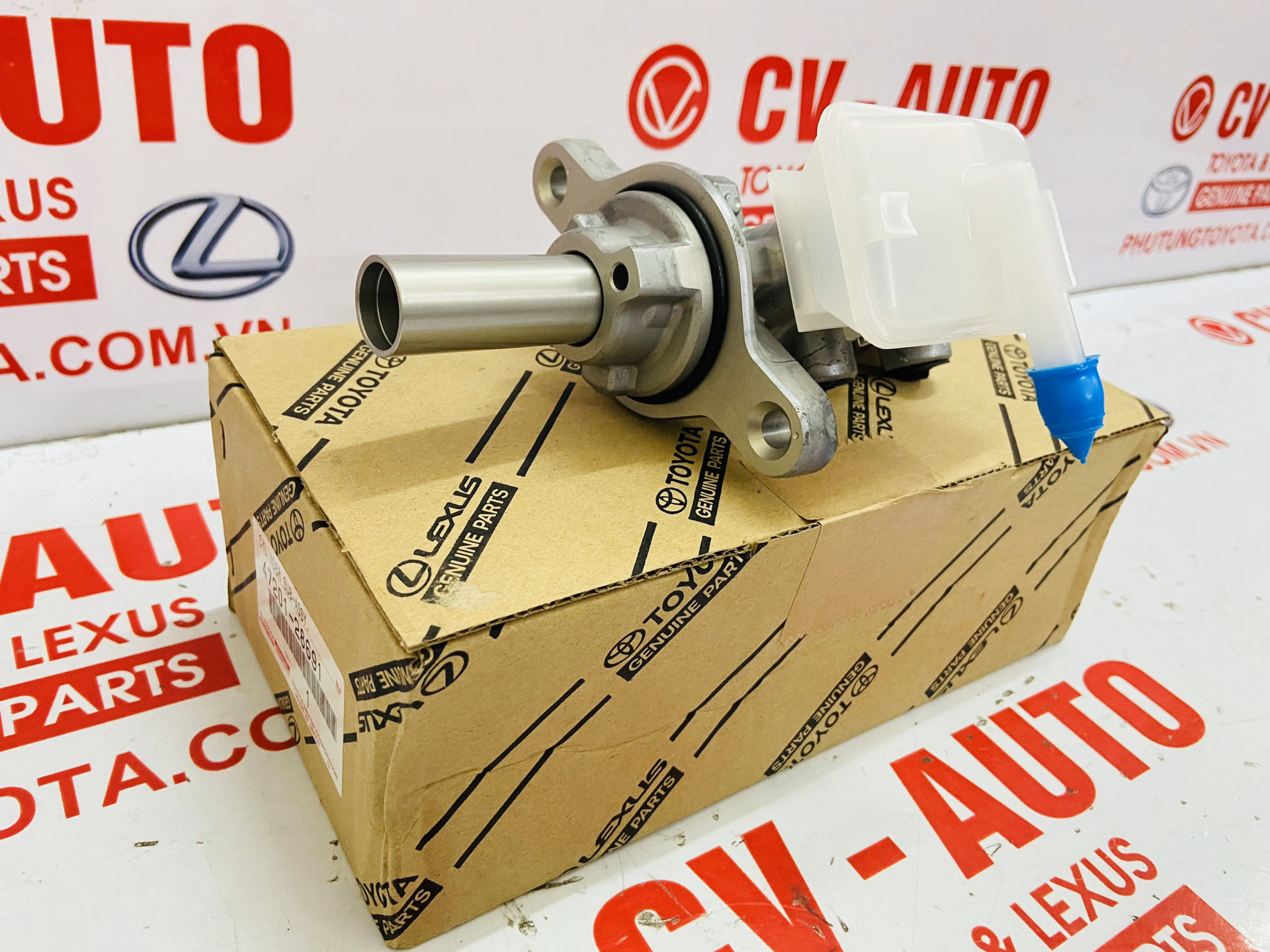 Picture of 47201-28691 Tổng phanh Toyota Previa chính hãng