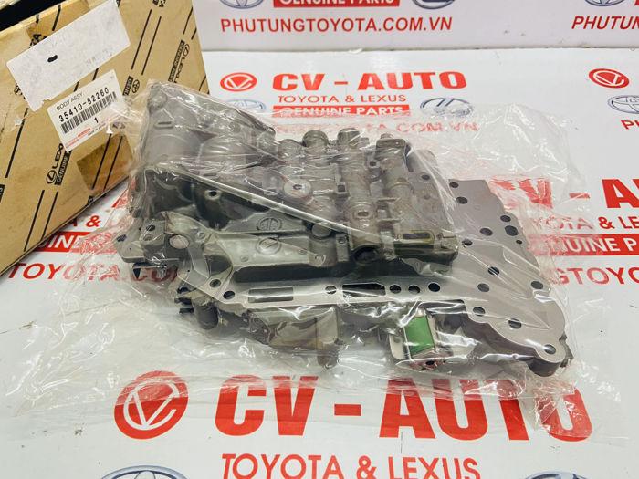 Picture of 35410-52260 Thân van dầu hộp số Toyota Vios Yaris Xịn chính hãng