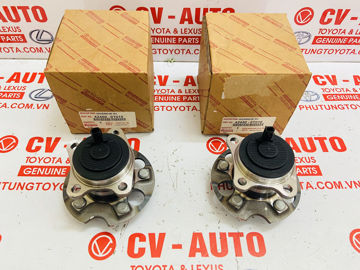 Hình ảnh của42450-0T010 42460-0T010  Bi moay ơ sau Toyota Venza chính hãng