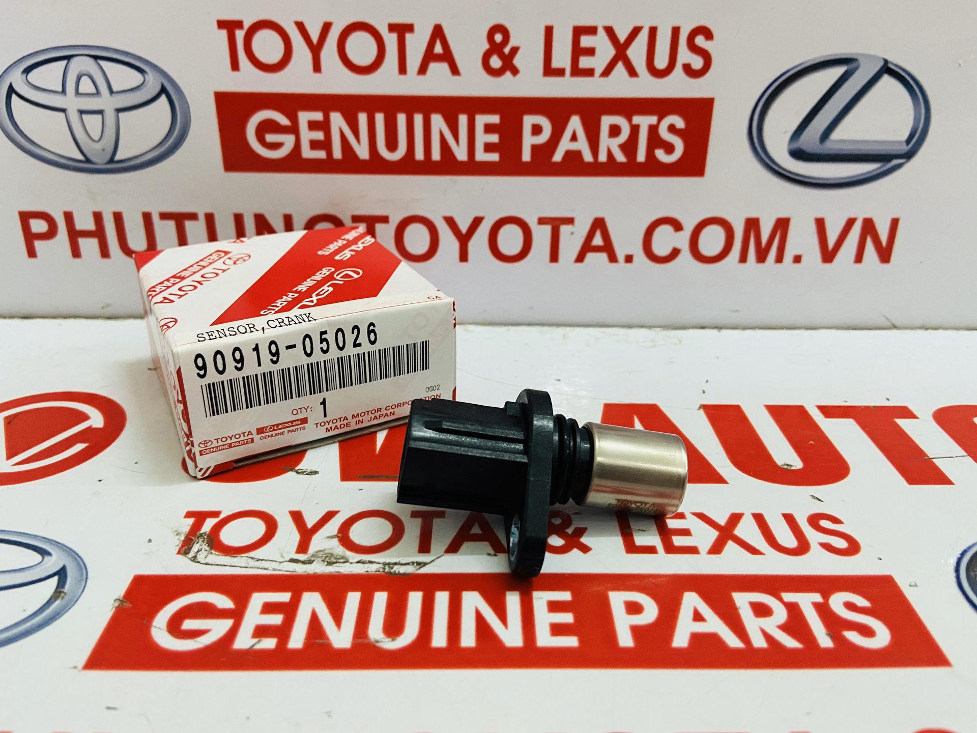 Picture of 90919-05026, 9091905026 Cảm biến vị trí trục cam Toyota Camry, Corolla Altis chính hãng