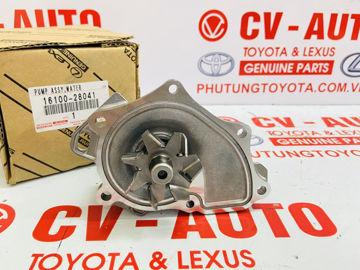 Hình ảnh của16100-28041, 1610028041 Bơm nước Toyota Camry RAV4 Chính hãng