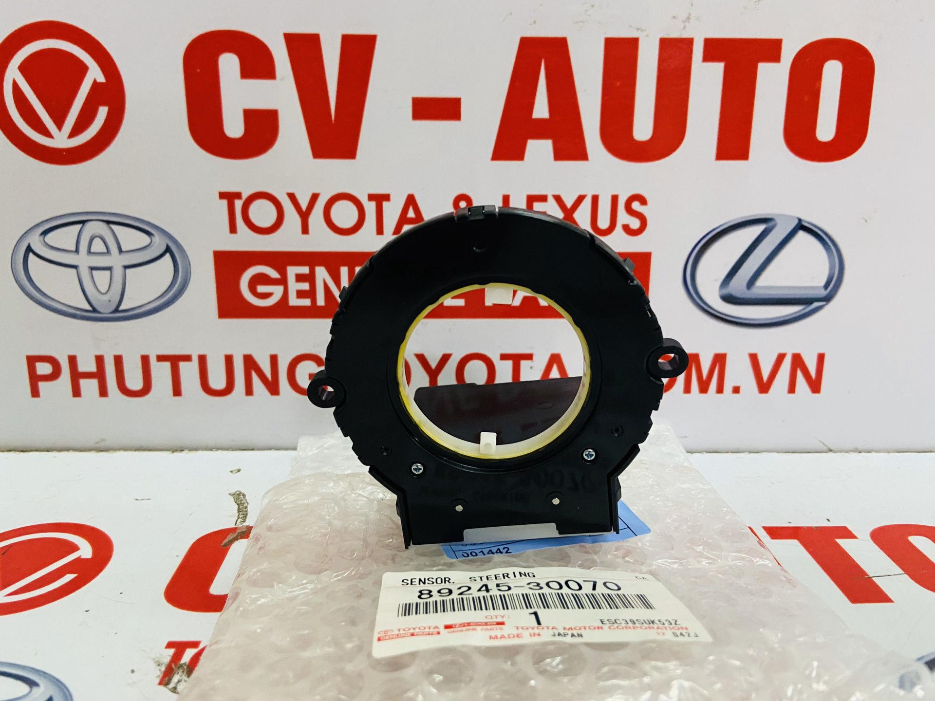 Picture of 89245-30070, 8924530070 Cảm biến góc lái Lexus LX570 LS460 LS600H GS300 GS350 chính hãng