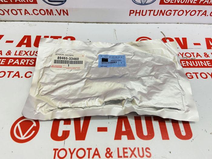 Picture of 89465-33460, 8946533460 Cảm biến ô xy khí xả Toyota Camry chính hãng